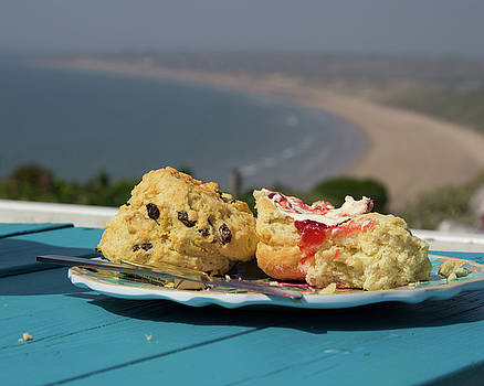 Cream Tea by the Sea by Kathryn Bell