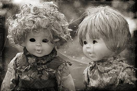 Creepy Dolls by Ankeeta Bansal