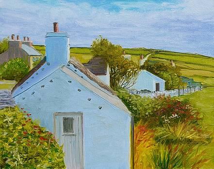 Cregneash Manx Heritage Village by Dai Wynn
