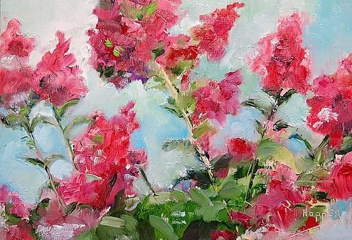 Crepe Myrtle by Carol Hopper