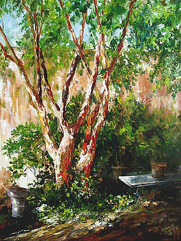 crepe myrtle SOLD by Gloria Turner