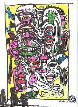 Critics by Robert Wolverton Jr