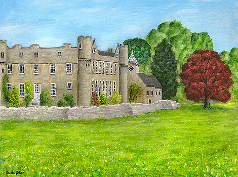 Croft Castle - Herefordshire by Ronald Haber