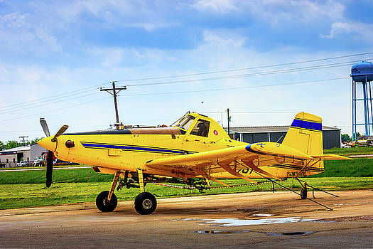 Barry Jones - Crop Duster - AG Plane