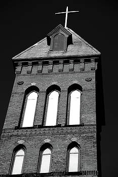 Karol Livote - Cross Tower