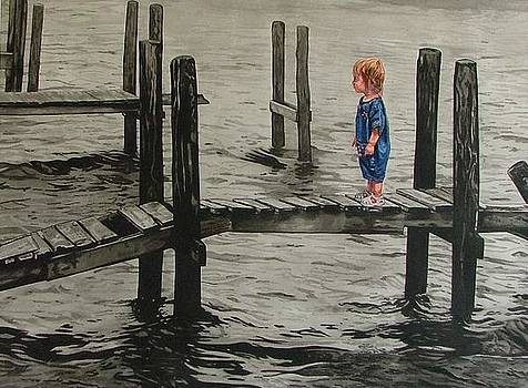 Crossing by Valerie Patterson
