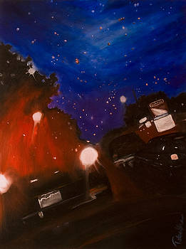 Crosstown Traffic by Tabetha Landt-Hastings