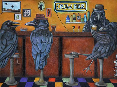 Crow Bar by Leah Saulnier The Painting Maniac