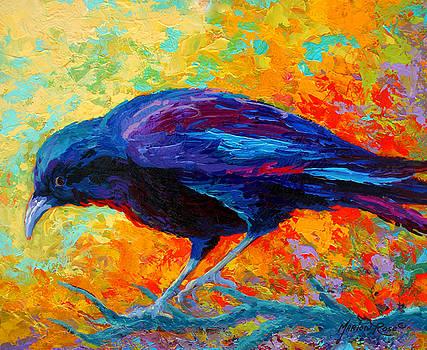 Marion Rose - Crow III