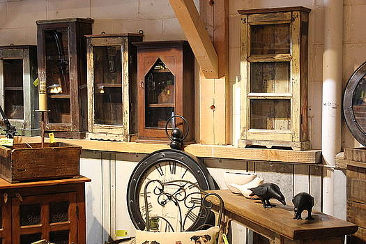 Crows Antiques by Brian Sereda