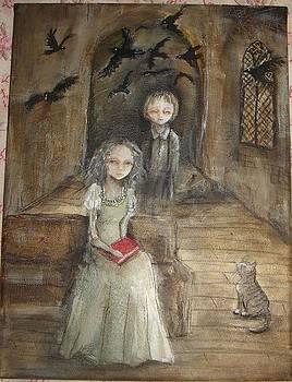Crows by Mya Fitzpatrick
