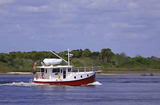 Deborah Benoit - Cruising Down The River