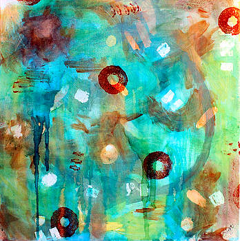Crystal Blue Persuasion by Shelley Graham Turner
