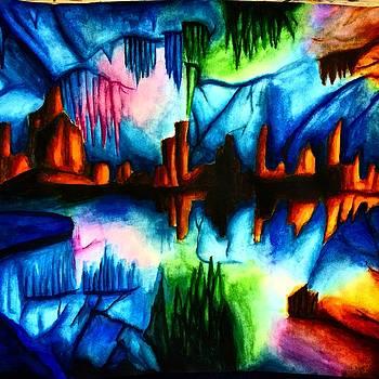 Crystal Cave  by Kaila Hernandez