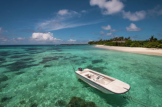 Jenny Rainbow - Crystal Clarity. Maldives