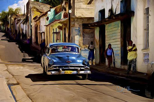 Cuban life 2 by Detlef Klahm