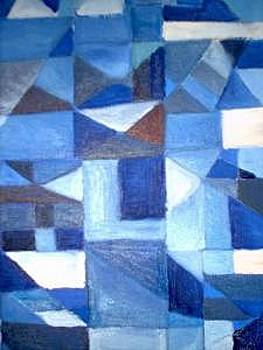 Cubisem.1 by Lotte Pedersen