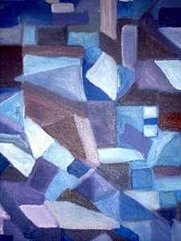 Cubisem.2 by Lotte Pedersen