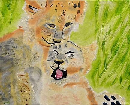 Love Spot On by Meryl Goudey