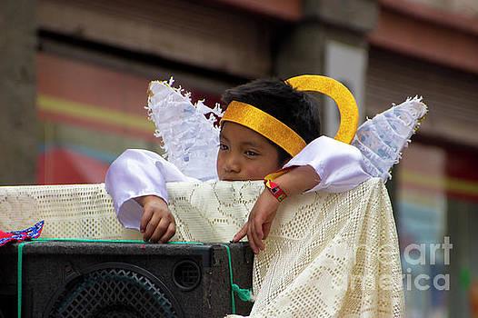 Cuenca Kids 812 by Al Bourassa