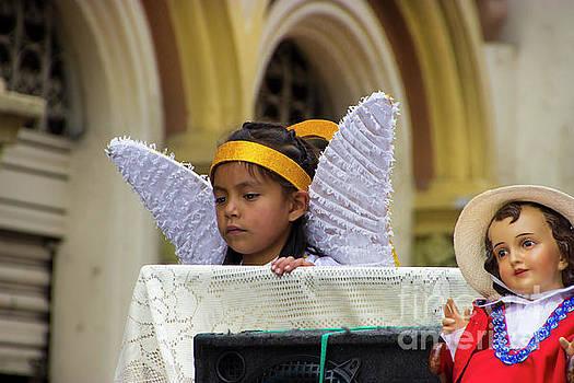 Cuenca Kids 816 by Al Bourassa
