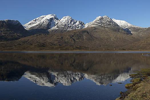 Cuillin Reflections by Derek Beattie