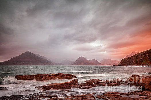 Cuillins from Elgol by Colin and Linda McKie