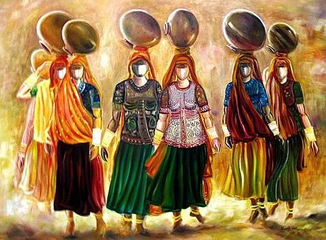 'Cultural Balance' by Murali