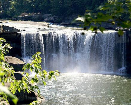 Cumberland Falls Kentucky by D Winston
