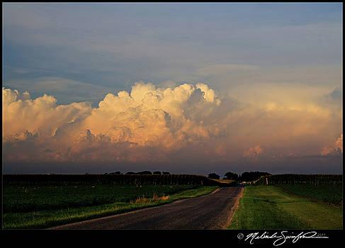Cumulus Congestus by Melinda Swinford