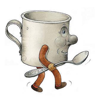 Kestutis Kasparavicius - Cup