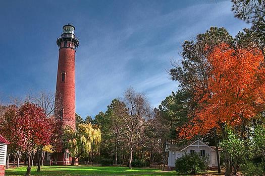 Mary Almond - Currituck Lighthouse