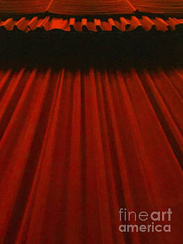 Curtain Call by Margie Hurwich