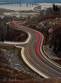 Curves by Gregory Israelson
