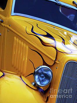 Custom 1934  Ford Artwork by Baggieoldboy