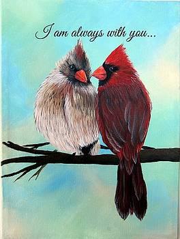 Custom Cardinals by Michelle Eshleman