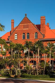 Custom House Key West by Ed Gleichman