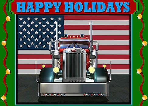 Custom Pete Happy Holidays by Stuart Swartz