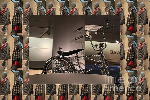 Cycle Bicycle Race Exercise posters pillows curtains tote bags towels christmas holidays festivals  by Navin Joshi