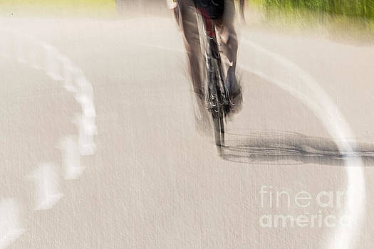Cycling by Kate Brown
