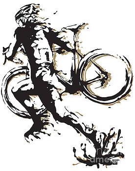 Cyclocross Poster1 by Sassan Filsoof