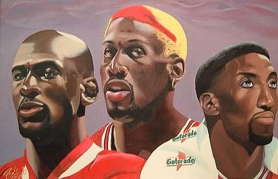 Da Bulls by Brandon Ramquist