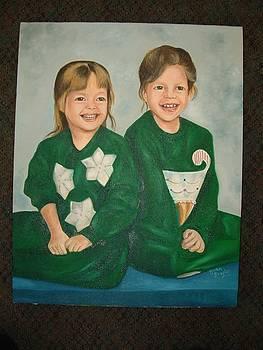 Daddy's Little Girls by Gwendolyn Frazier