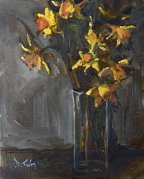 Daffodil Bouquet by Donna Tuten