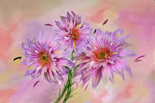 Dahlia Bouquet by Mary Timman