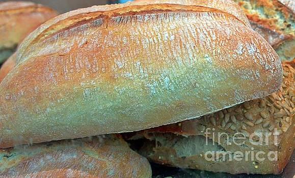 Daily Bread by Lilliana Mendez