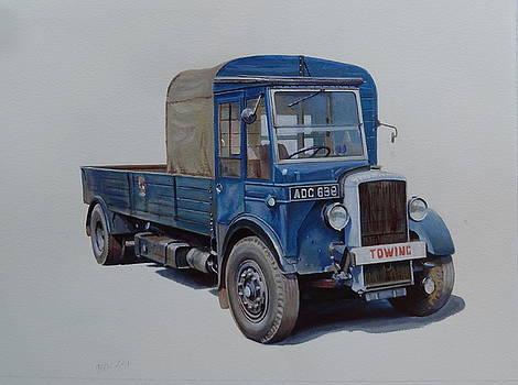 Daimler wrecker BTC by Mike Jeffries