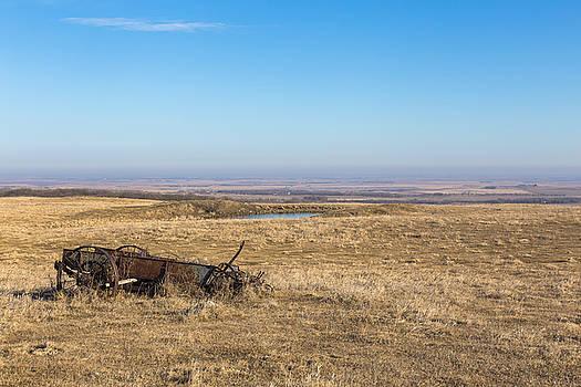 Dakota Landscape by Penny Meyers