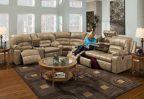 Dakota-Putty by Exclusive Furniture