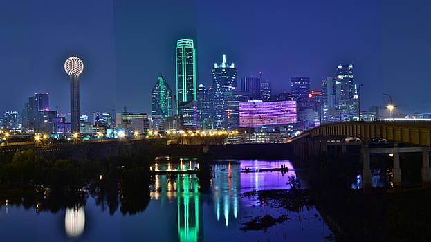Dallas After the Rain by Jim Martin